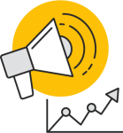 Email Marketing - yellow icon